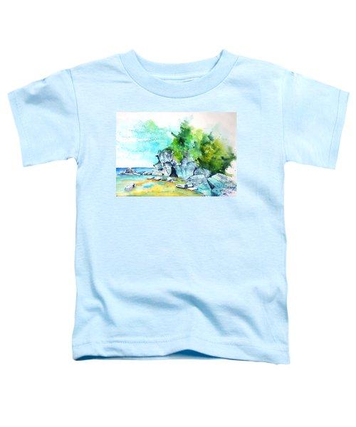 Flower Pot Island Toddler T-Shirt
