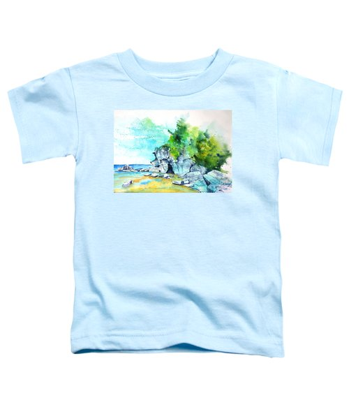Flower Pot Island Toddler T-Shirt