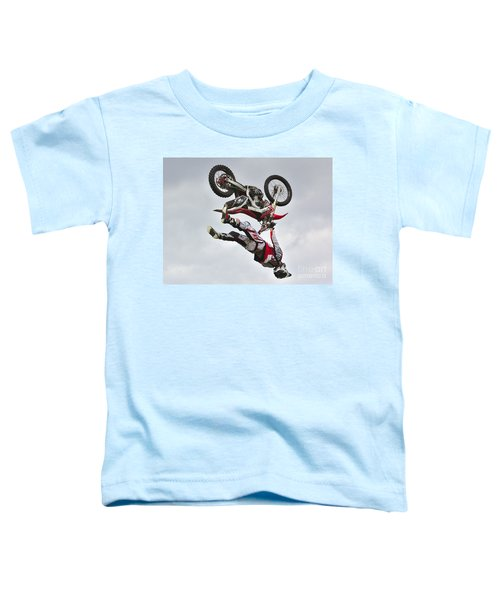 Flying Inverted Toddler T-Shirt