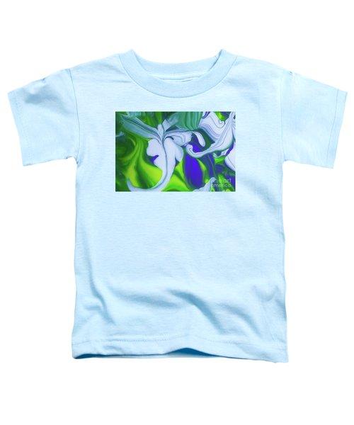 Flying Lizard Toddler T-Shirt