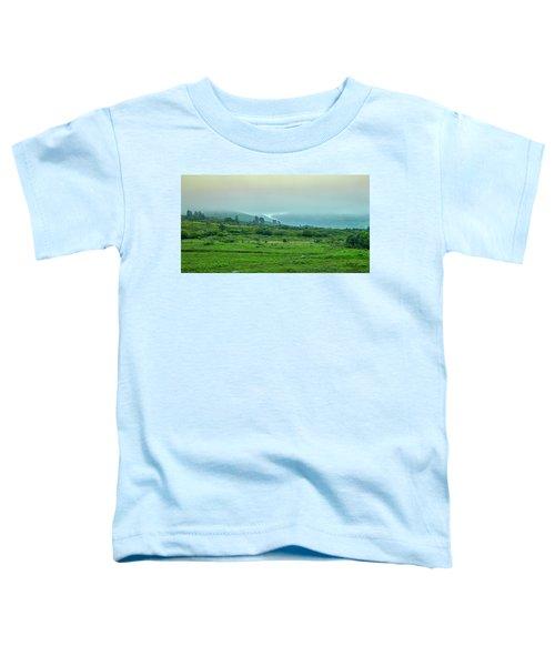 Foggy Day #g0 Toddler T-Shirt