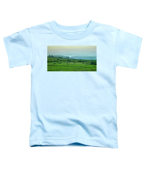 Foggy Day #g0 Toddler T-Shirt
