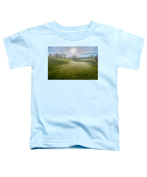 Foggy Look Back Toddler T-Shirt