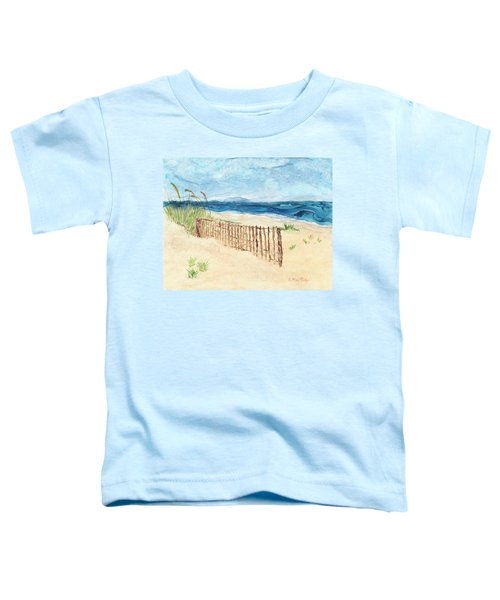 Folly Field Fence Toddler T-Shirt