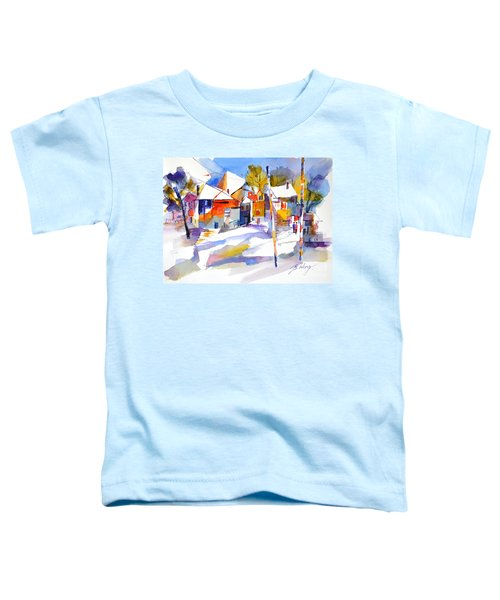 For Love Of Winter #2 Toddler T-Shirt