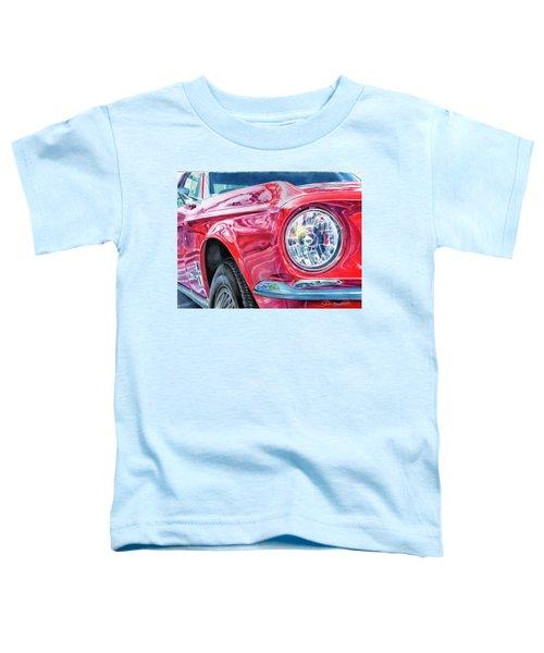 Ford Mustang Toddler T-Shirt