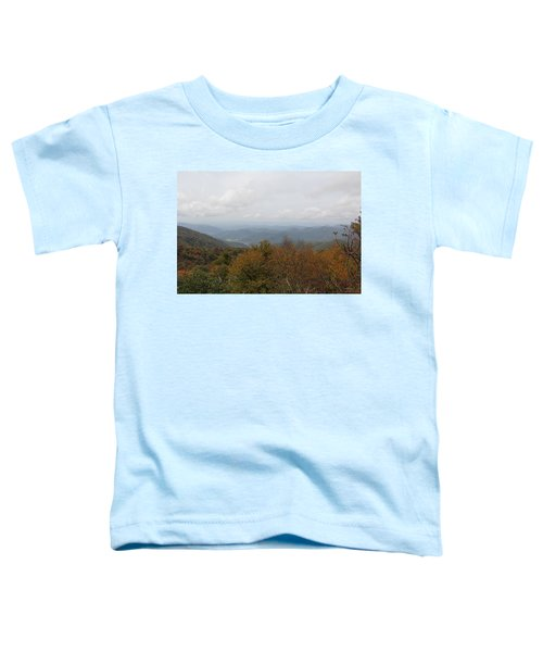 Forest Landscape View Toddler T-Shirt