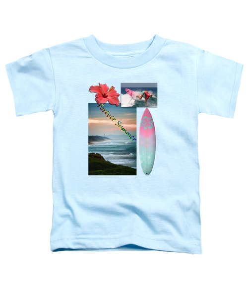 Forever Summer 5 Toddler T-Shirt