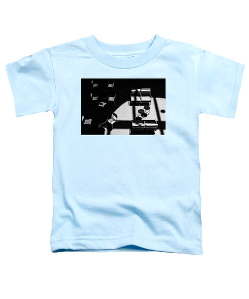 Toddler T-Shirt featuring the photograph Formiture by Eric Lake