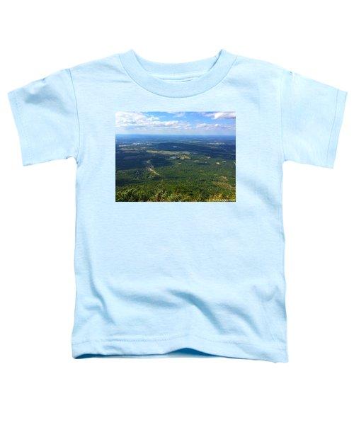 Fort Mountain Toddler T-Shirt