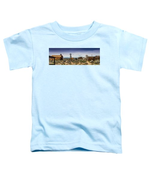 Fort Rock Museum Toddler T-Shirt
