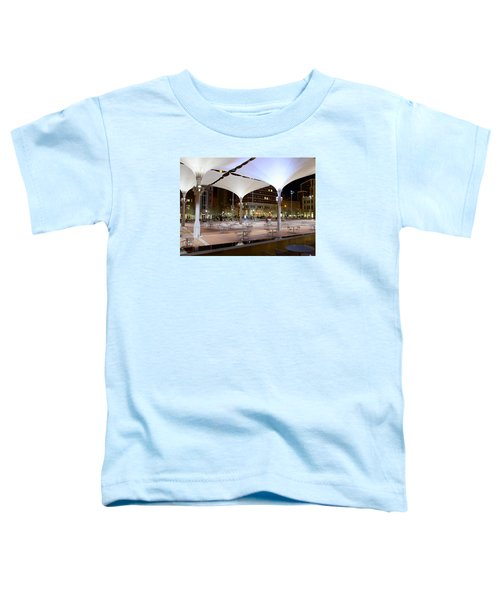 Fort Worth Sundance Square Toddler T-Shirt