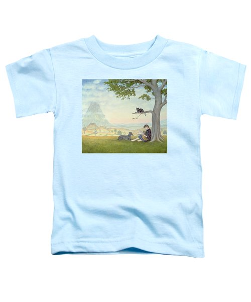 Four Friends Toddler T-Shirt