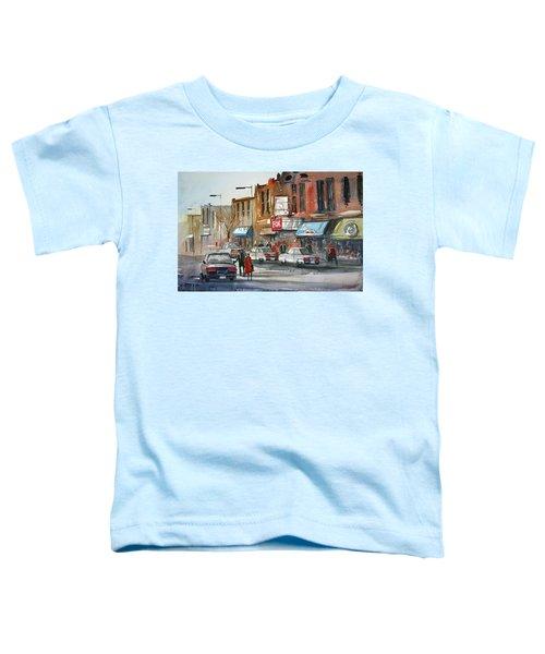 Fox Theater - Steven's Point Toddler T-Shirt