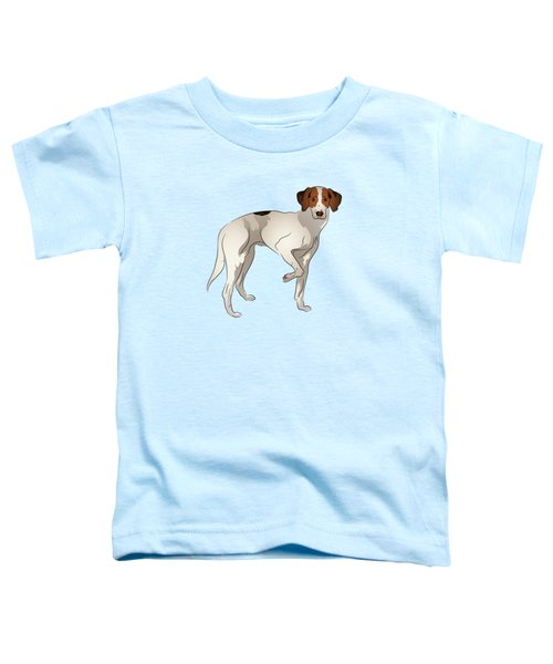 Foxhound Toddler T-Shirt