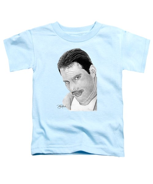 Freddie Mercury Toddler T-Shirt