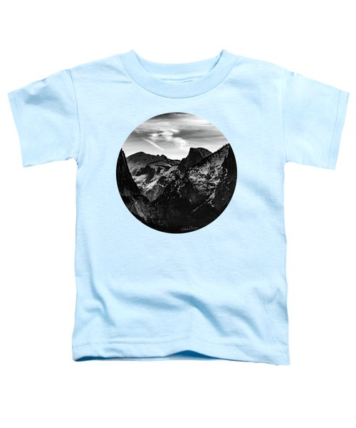 Frozen, Black And White Toddler T-Shirt