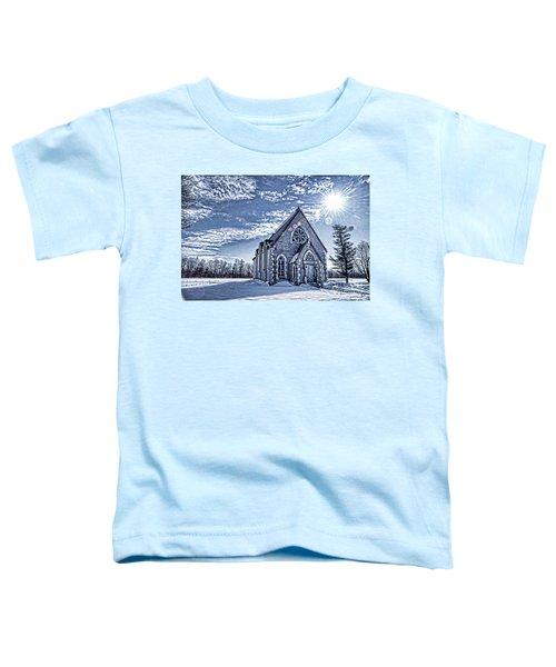 Frozen Land Toddler T-Shirt