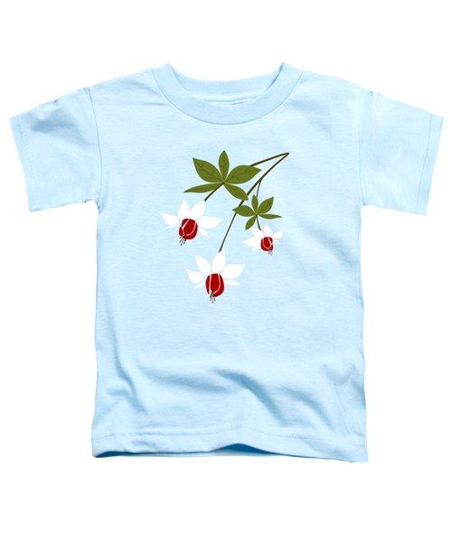 Fuchsia Toddler T-Shirt