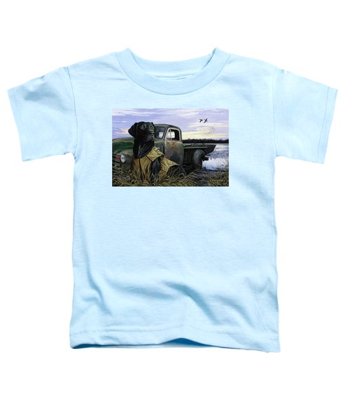 Fully Vested Toddler T-Shirt