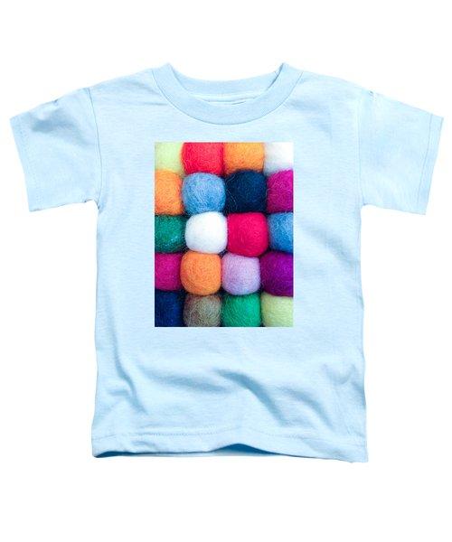 Fuzzy Wuzzies Toddler T-Shirt