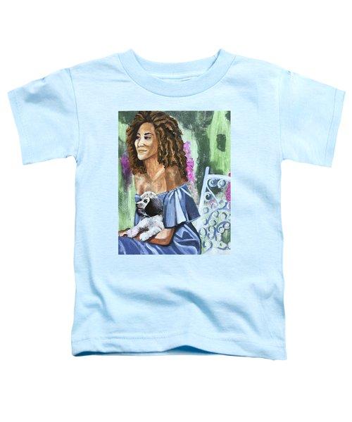 Garden Party Toddler T-Shirt