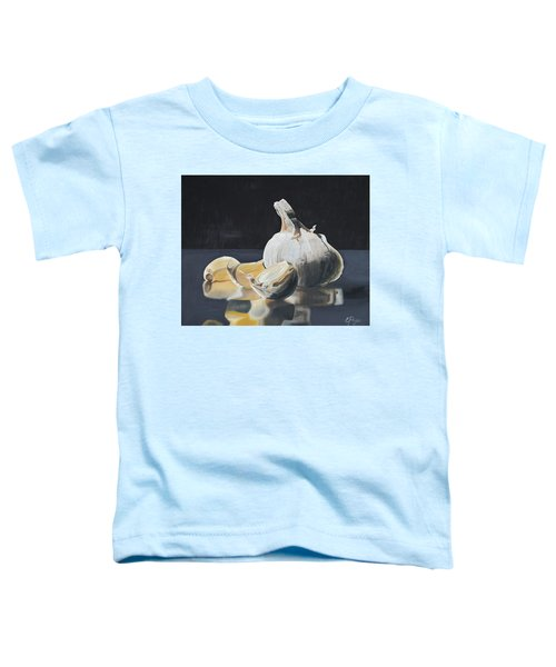 Garlic I Toddler T-Shirt