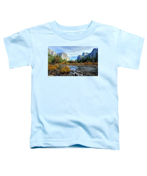 Gates Of The Valley Toddler T-Shirt