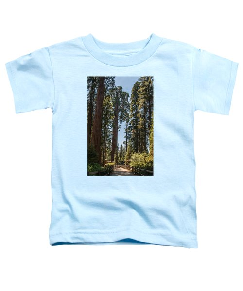 General Grant Tree Kings Canyon National Park Toddler T-Shirt