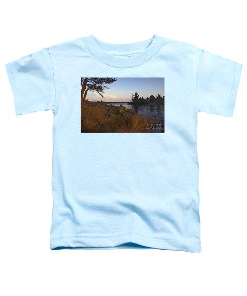 Georgian Bay Sunrise-4300 Toddler T-Shirt
