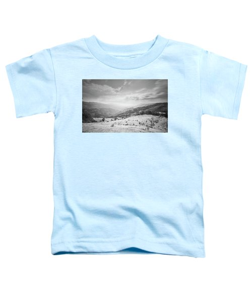 Geres The Not Burned Area.. Yet.. Toddler T-Shirt