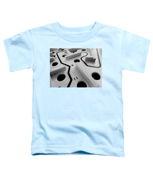 Get Me To The Finish Toddler T-Shirt