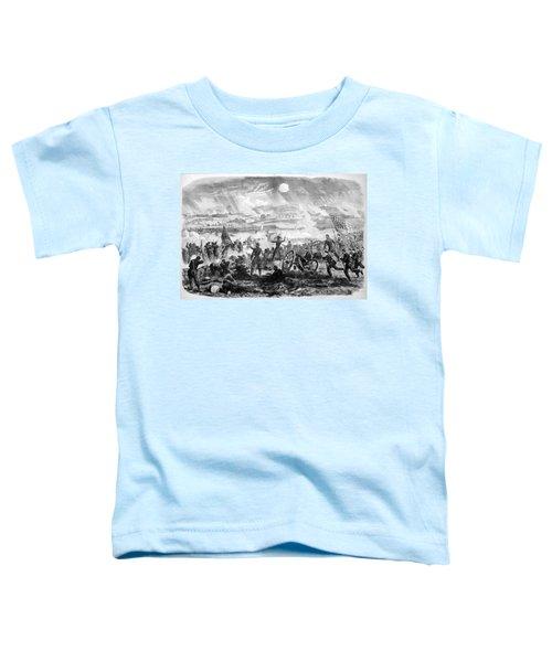 Gettysburg Battle Scene Toddler T-Shirt