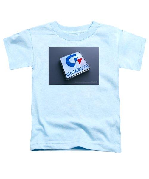 Gigabyte Toddler T-Shirt