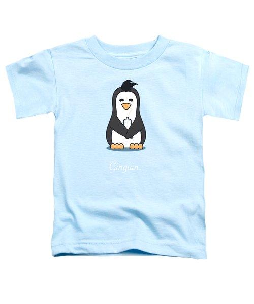 Ginguin Toddler T-Shirt