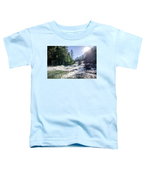 Glacier National Park Beauty Toddler T-Shirt