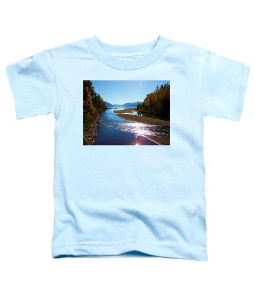 Glacier Park 9 Toddler T-Shirt