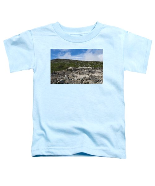 Glendasan Abandoned Mining Site Village Toddler T-Shirt