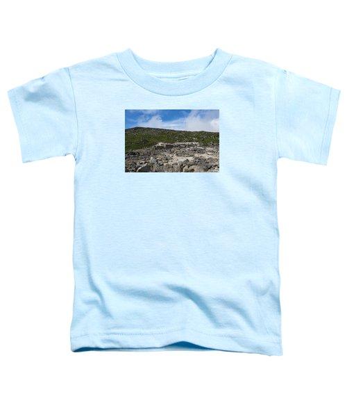 Glendasan Abandoned Mining Site Village Toddler T-Shirt