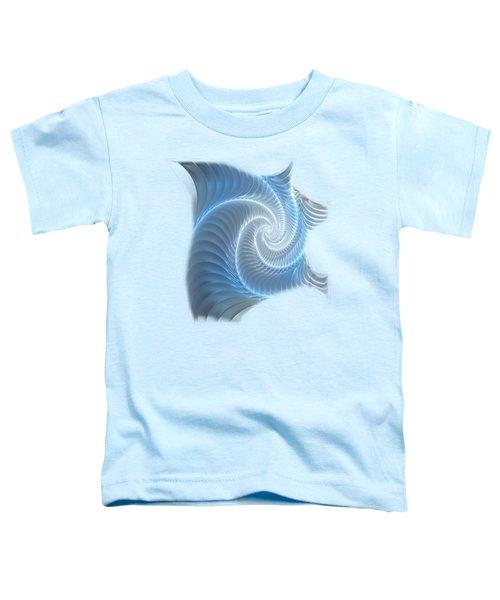 Glowing Spiral Toddler T-Shirt