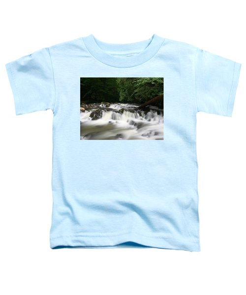 Go With The Flow Toddler T-Shirt