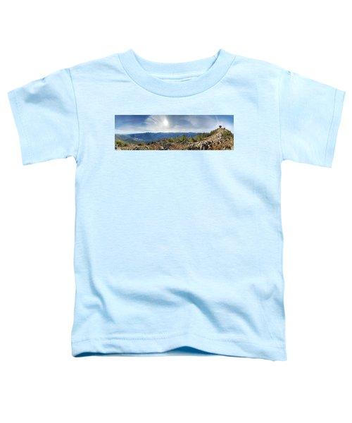 Goat Peak Toddler T-Shirt