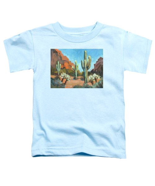 Gold Canyon Toddler T-Shirt