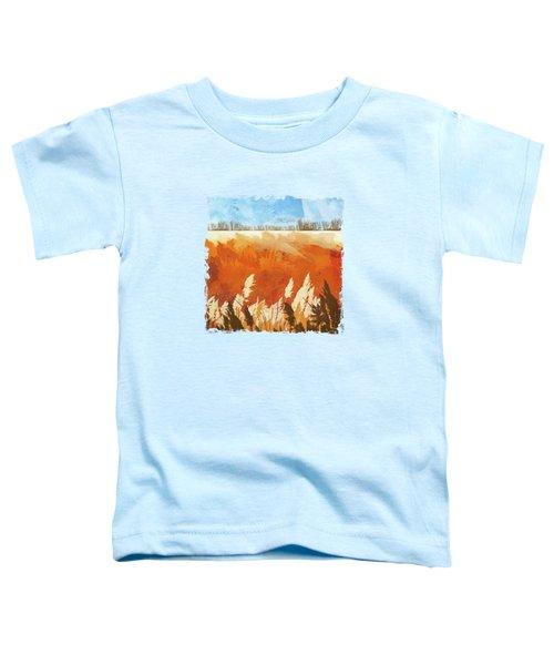 Golden Afternoon Toddler T-Shirt