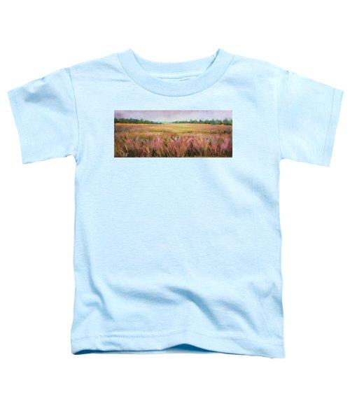 Golden Field Toddler T-Shirt