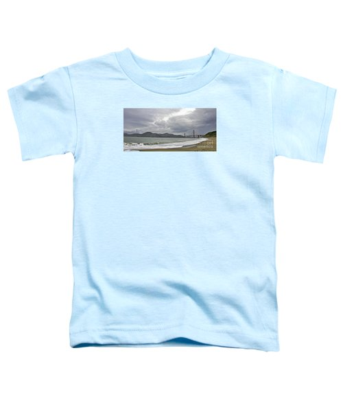 Golden Gate Study #2 Toddler T-Shirt