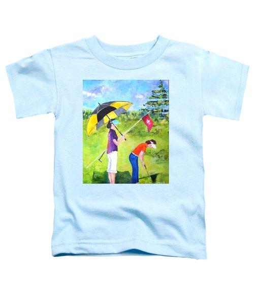 Golf Buddies #3 Toddler T-Shirt