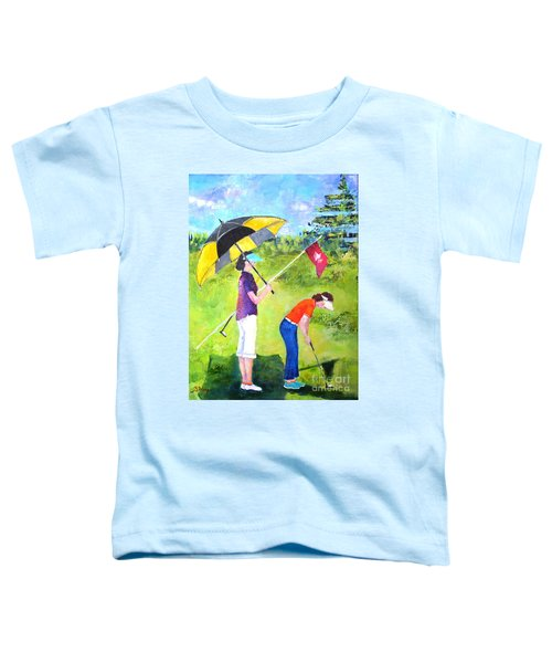 Golf Buddies #3 Toddler T-Shirt