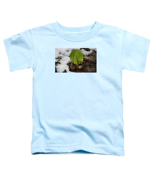 Goodbye Winter Toddler T-Shirt