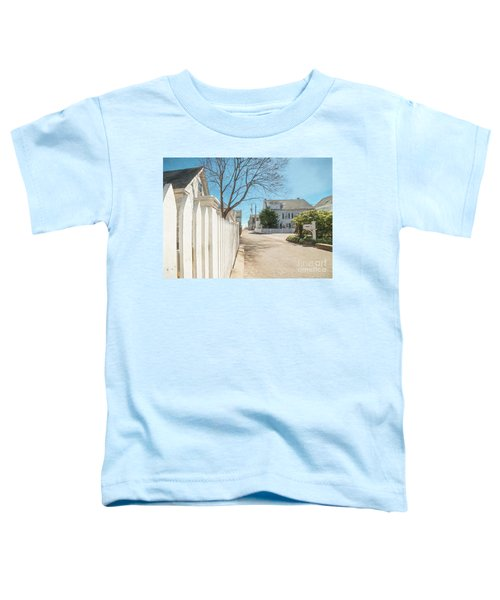 Gosnold St. Provincetown Toddler T-Shirt